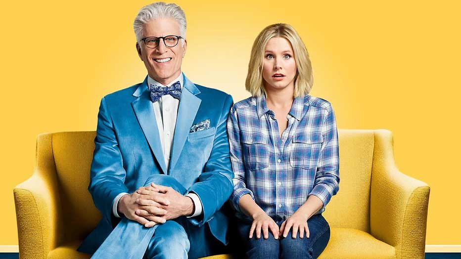 Loud and Clear Reviews aldilà TV The Good Place Michael Eleanor Ted Danson Kristen Bell