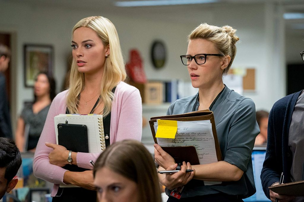 Loud and Clear reviews Bombshell KateMcKinnon Margot Robbie