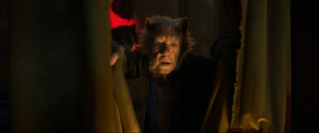 Loud and Clear Reviews Cats movie Ian McKellen