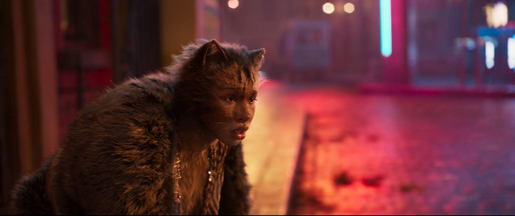Loud and Clear Reviews Cats movie Jennifer Hudson