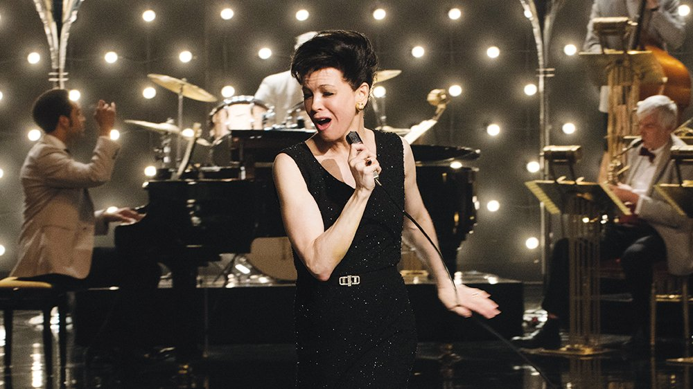 Loud and Clear reviews Renée Zellweger Judy Garland