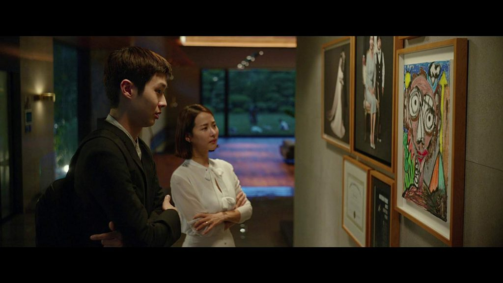 loud and clear reviews Yeo-jeong Jo and Woo-sik Choi parasite bong joon ho