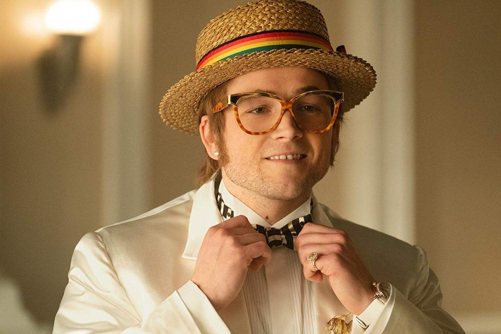 Loud and Clear Reviews Taron Egerton Rocketman Elton John