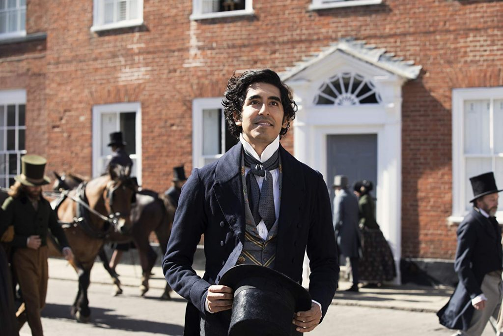 Loud and Clear Reviews The Personal History of David Copperfield Dev Patel