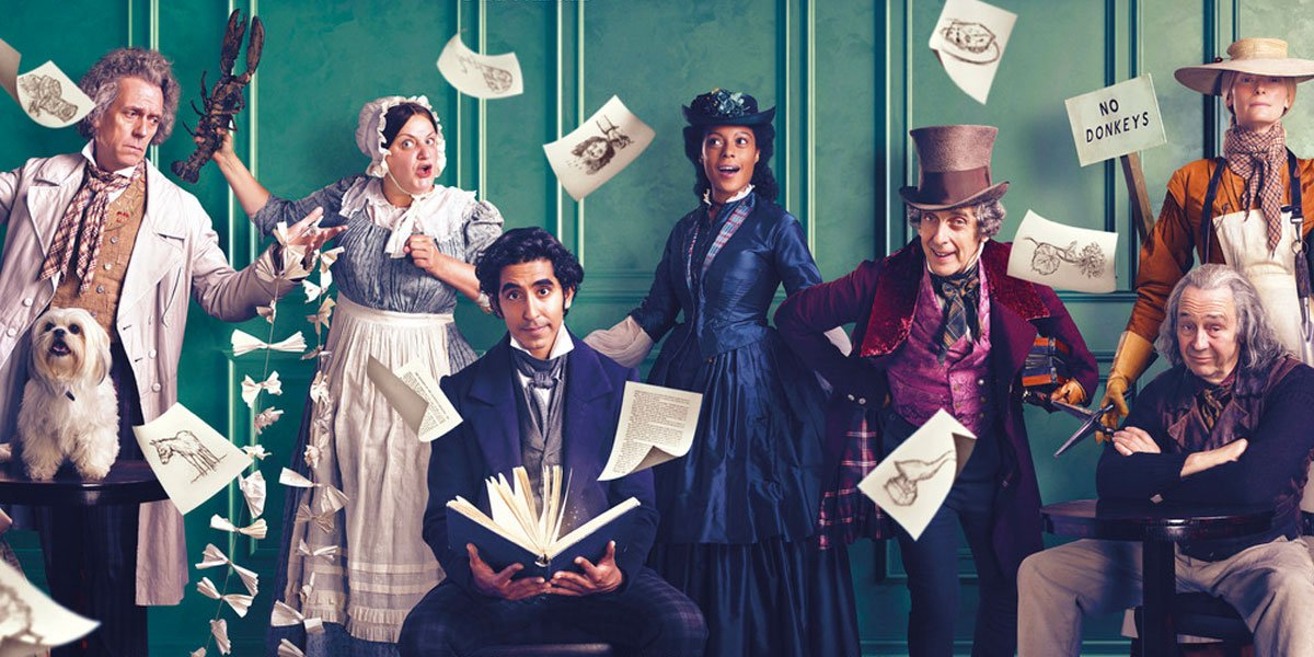 The Personal History of David Copperfield: an imaginative ...