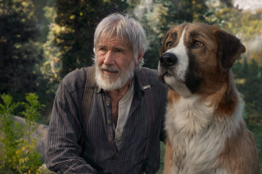 Loud and Clear Reviews The Call of the Wild Buck Harrison Ford