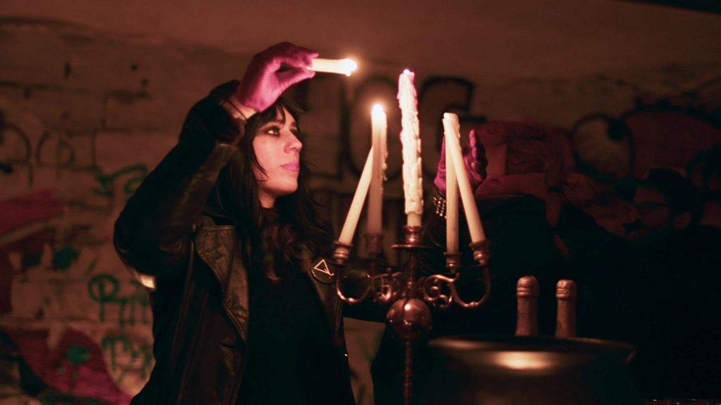 Loud and Clear reviews candles Hail Satan