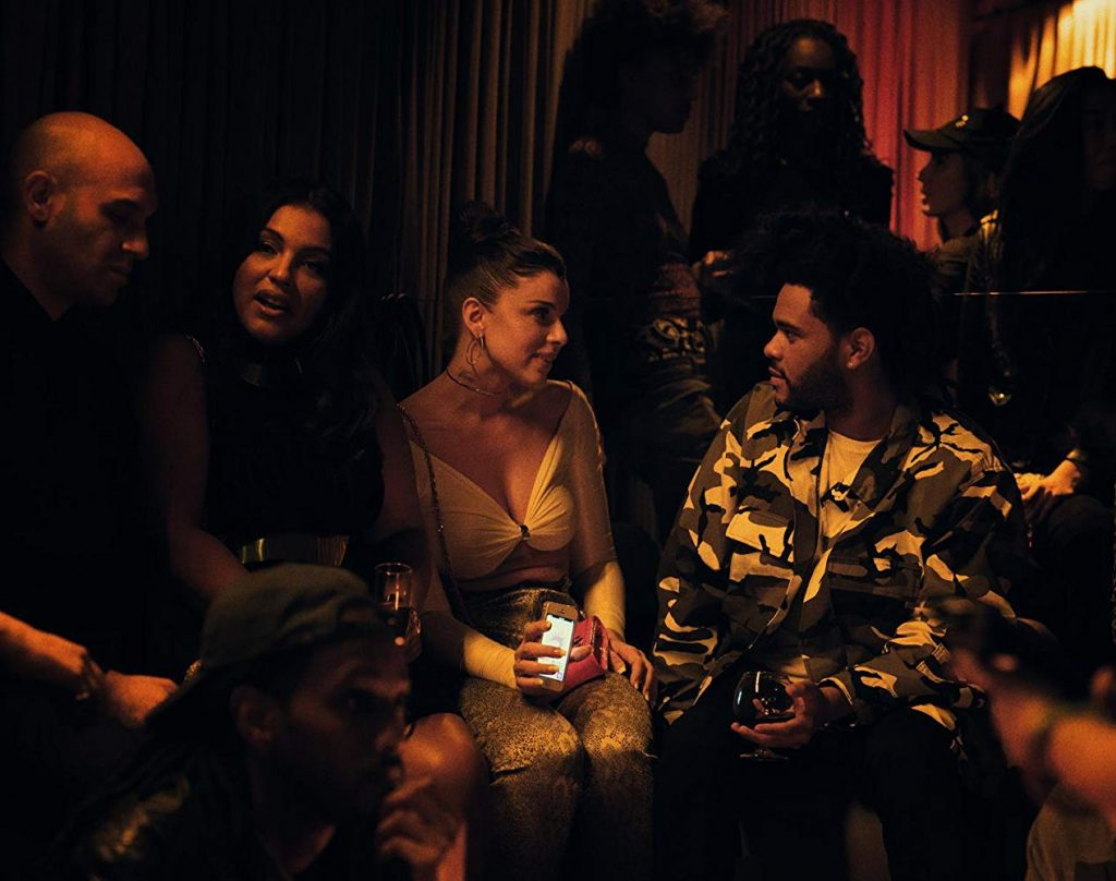 Loud and Clear Reviews Uncut Gems The Weeknd