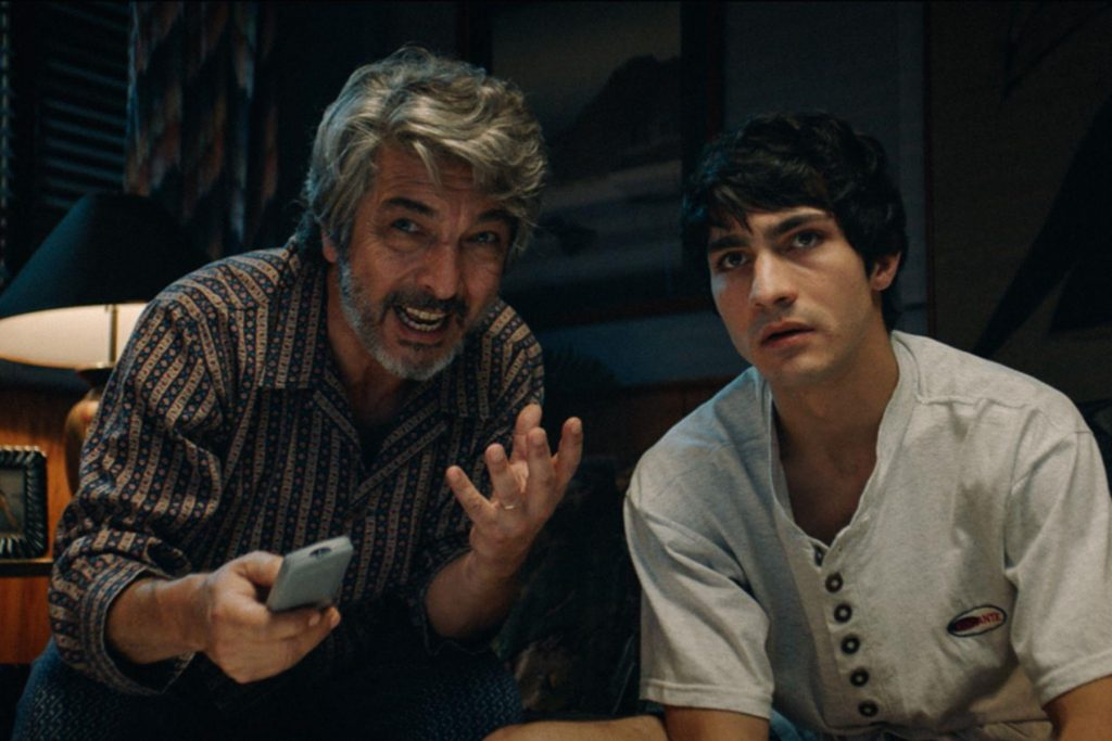 Loud and Clear Reviews Heroic Losers Glasgow Film Festival Ricardo Darin