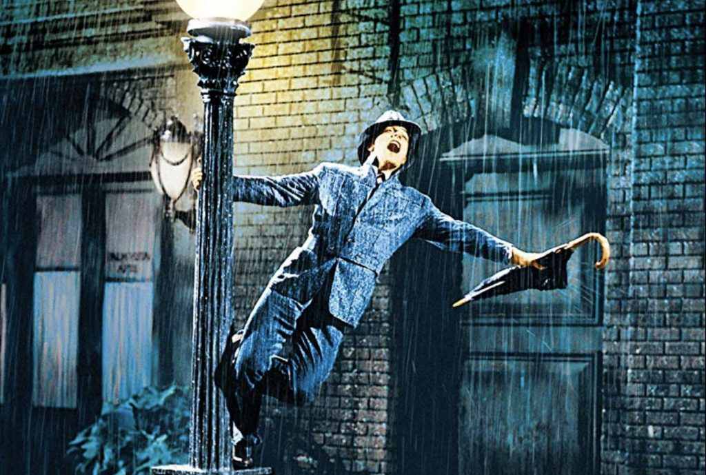 Loud and Clear Reviews Covid-19 film things to do Singin in the Rain