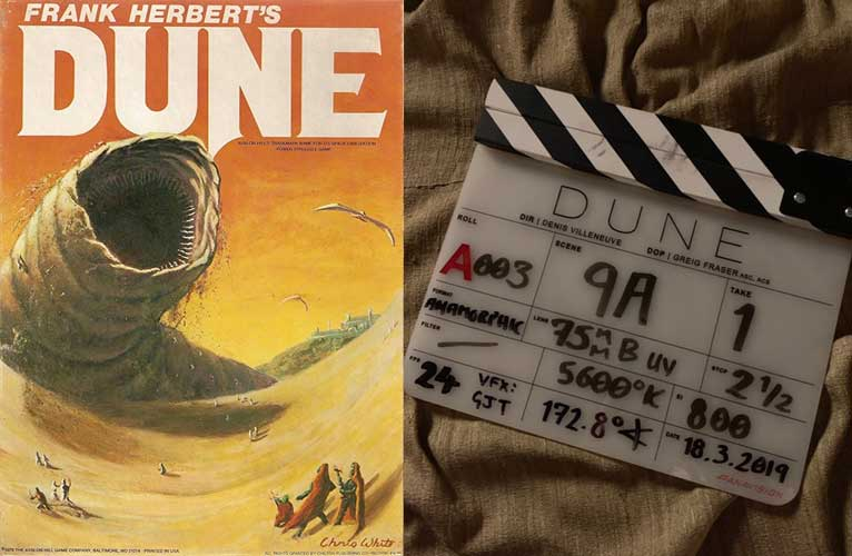 Loud and Clear Reviews Dune novel book