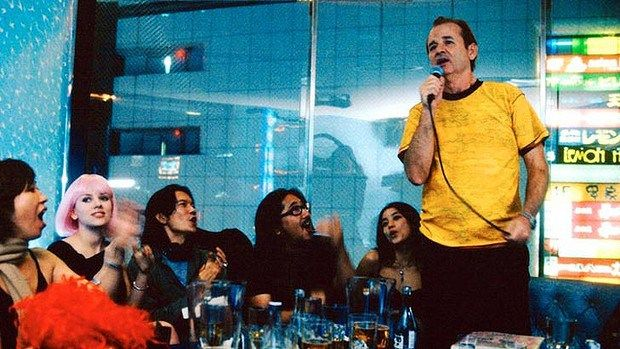 Loud and Clear Reviews feel-good movies Lost in Translation karaoke