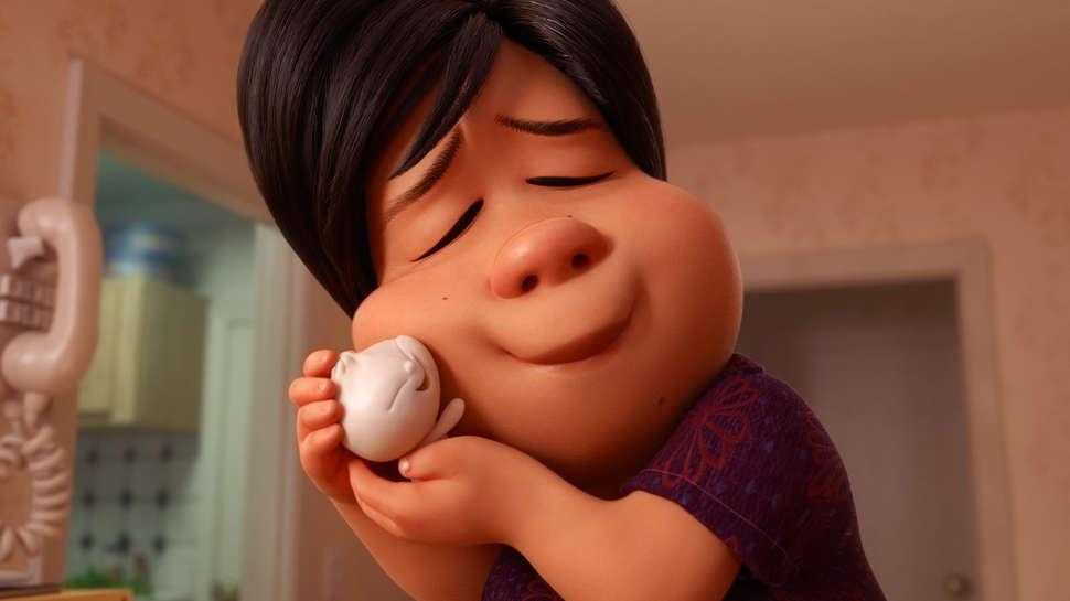 Loud and Clar Reviews Pixar Shorts Bao Disney+