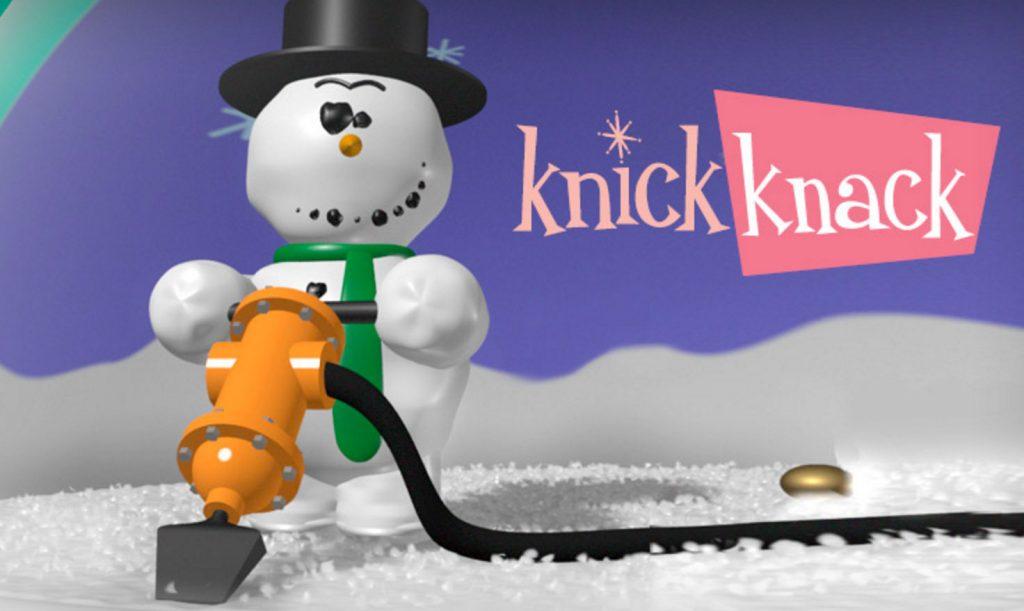 Loud and Clar Reviews Pixar Shorts Knick Knack Disney+