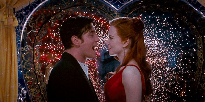Loud and Clear reviews Moulin Rouge
