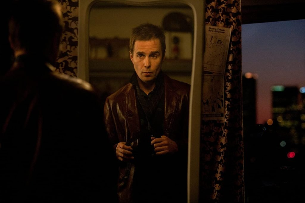 Loud and Clear reviews sam rockwell great films seven psychopaths