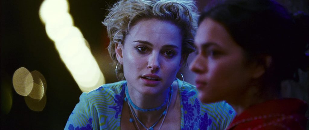 Loud and Clear reviews My Blueberry Nights Natalie Portman