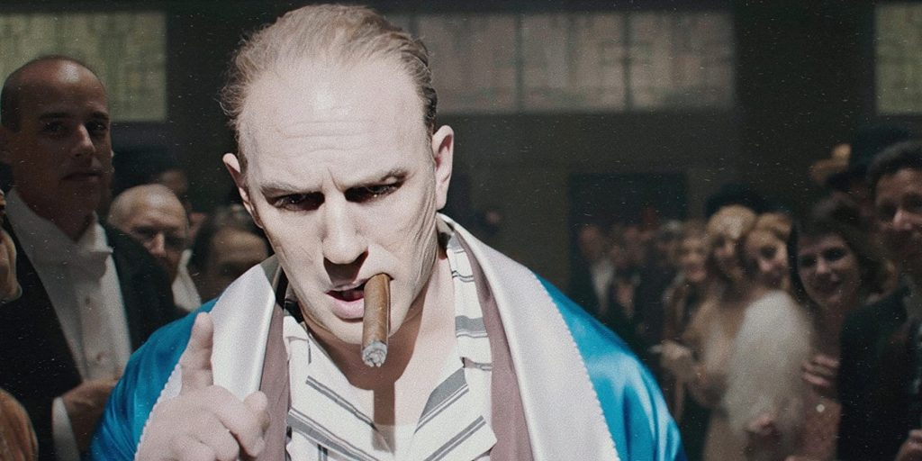 Loud and Clear reviews Capone Tom Hardy