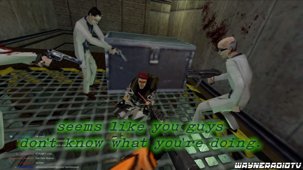 Loud and Clear reviews Half-Life VR but the AI is Self-Aware Wayne Radio TV