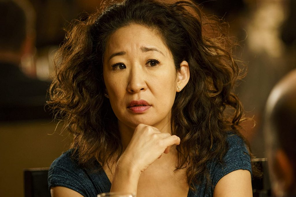 Loud and Clear reviews Sandra Oh