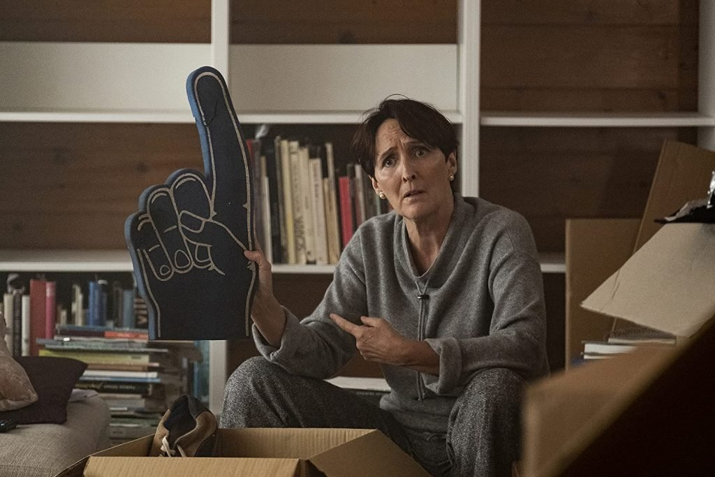 Loud and Clear reviews Fiona Shaw