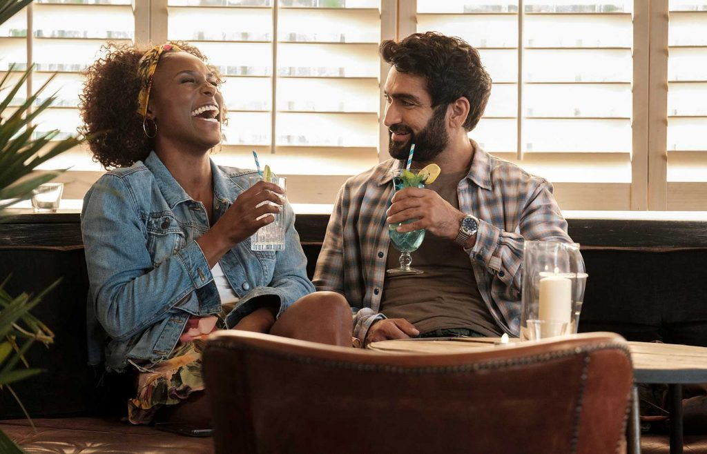 Loud and Clear reviews The Lovebirds Netflix cocktails