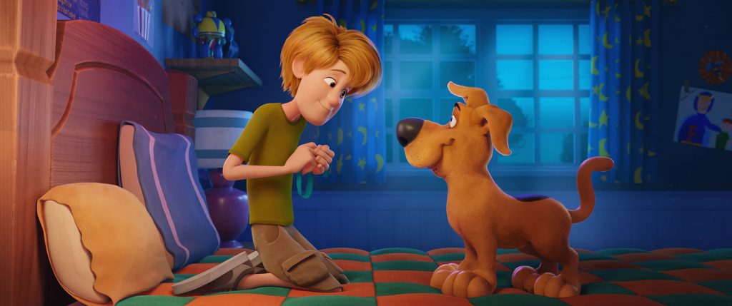 Loud and Clear Reviews SCOOB Young Shaggy Scooby-Doo 2020