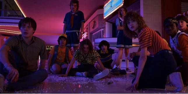 Loud and Clear reviews Stranger Things arcade
