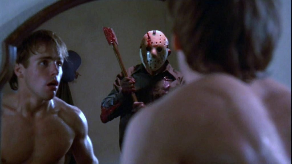 Loud and clear reviews Friday the 13th a new beginning