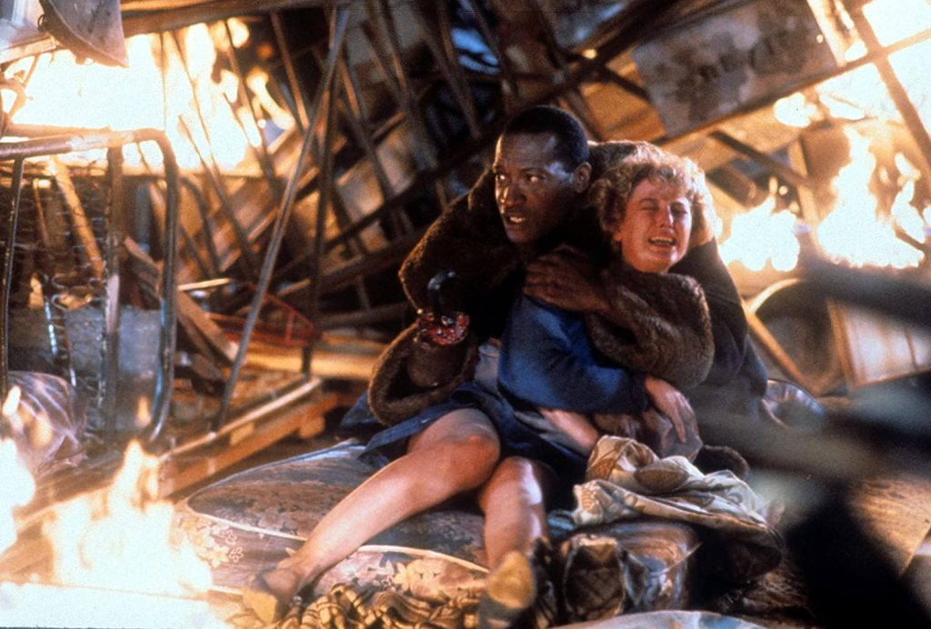 Loud and Clear reviews Candyman 1992