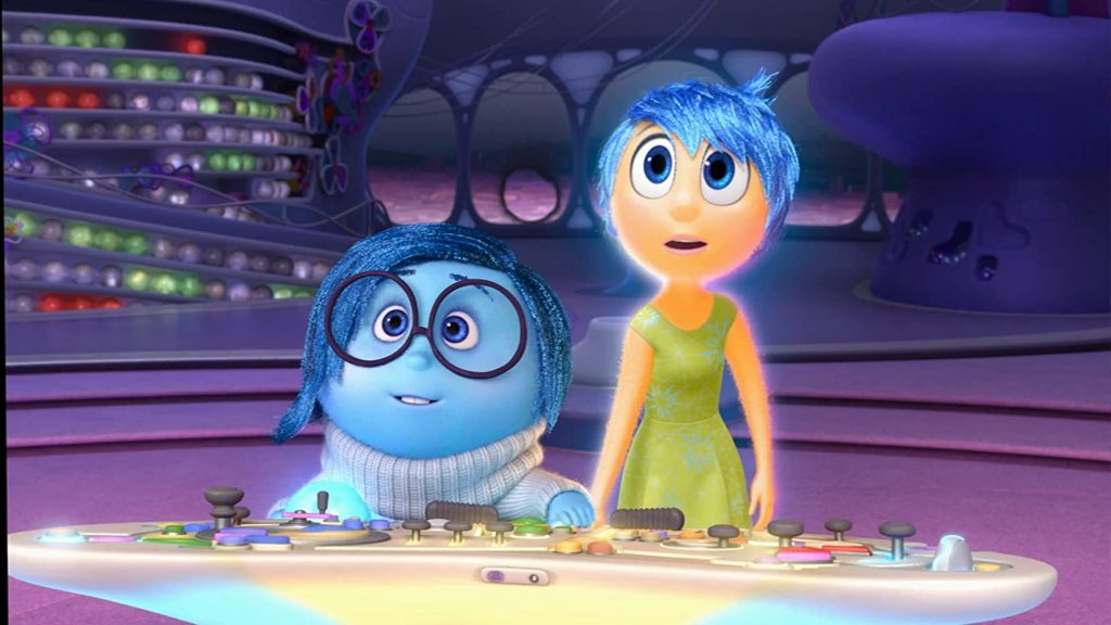 loud and clear reviews pete docter pixar Inside Out