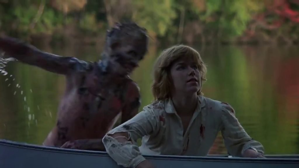Loud and clear reviews Friday the 13th 1980