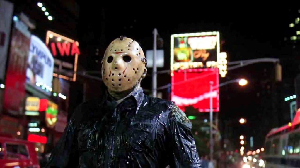 Loud and clear reviews Friday the 13th jason takes manhattan