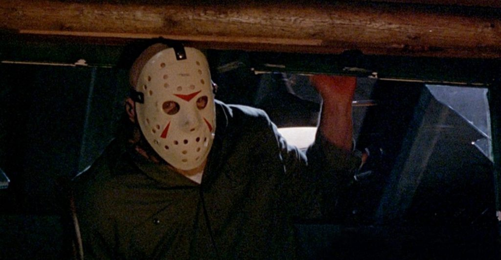 Loud and clear reviews Friday the 13th part III
