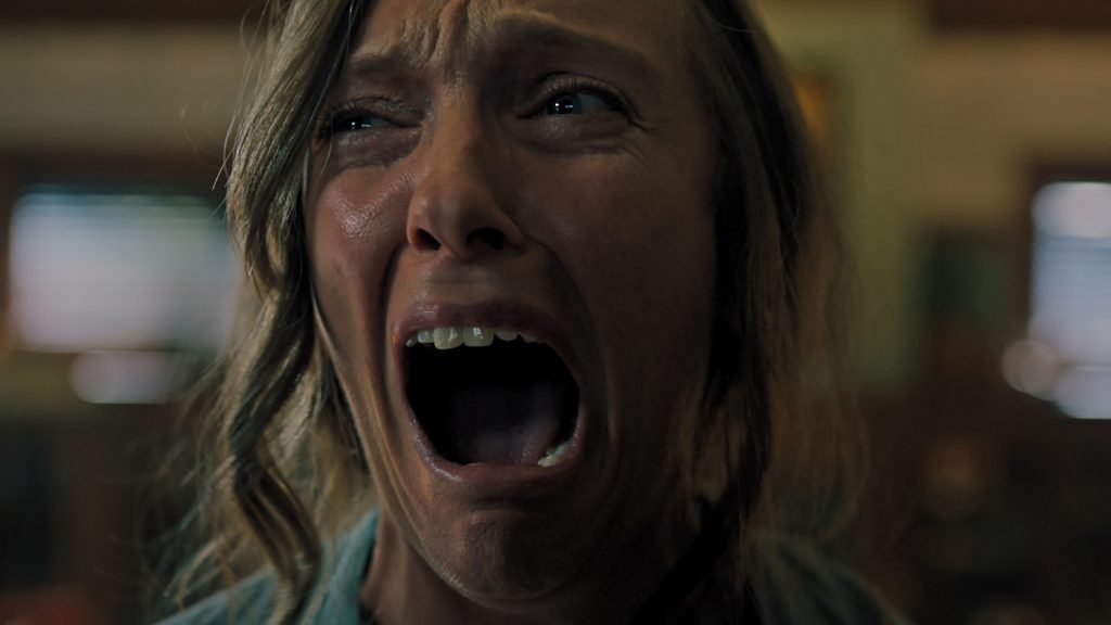 Loud and Clear reviews Hereditary Toni Collette