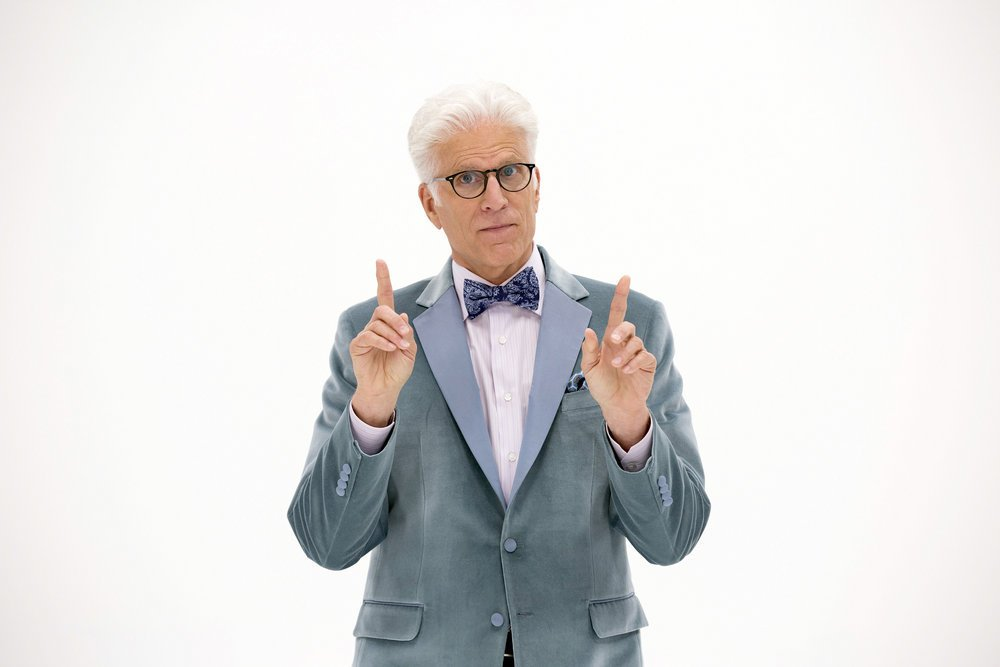 loud and clear reviews michael the good place