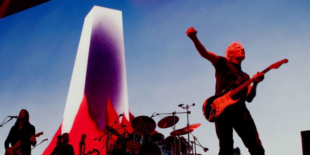 Loud and clear reviews Roger Waters Us Them