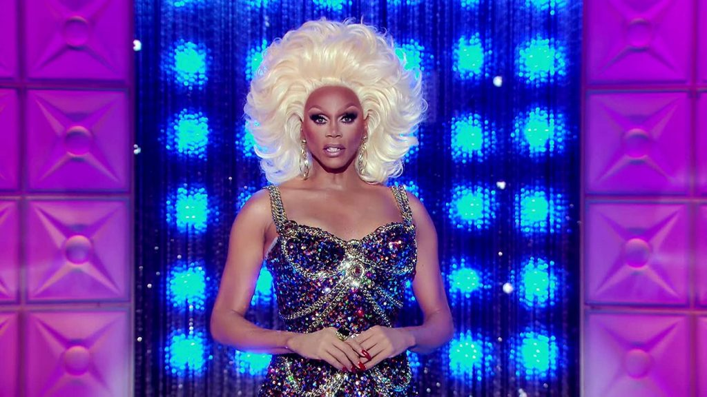 Loud and Clear reviews Rupaul's Drag Race