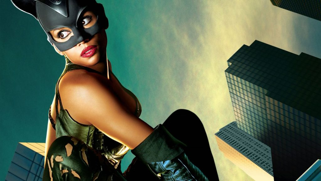 loud and clear reviews Catwoman