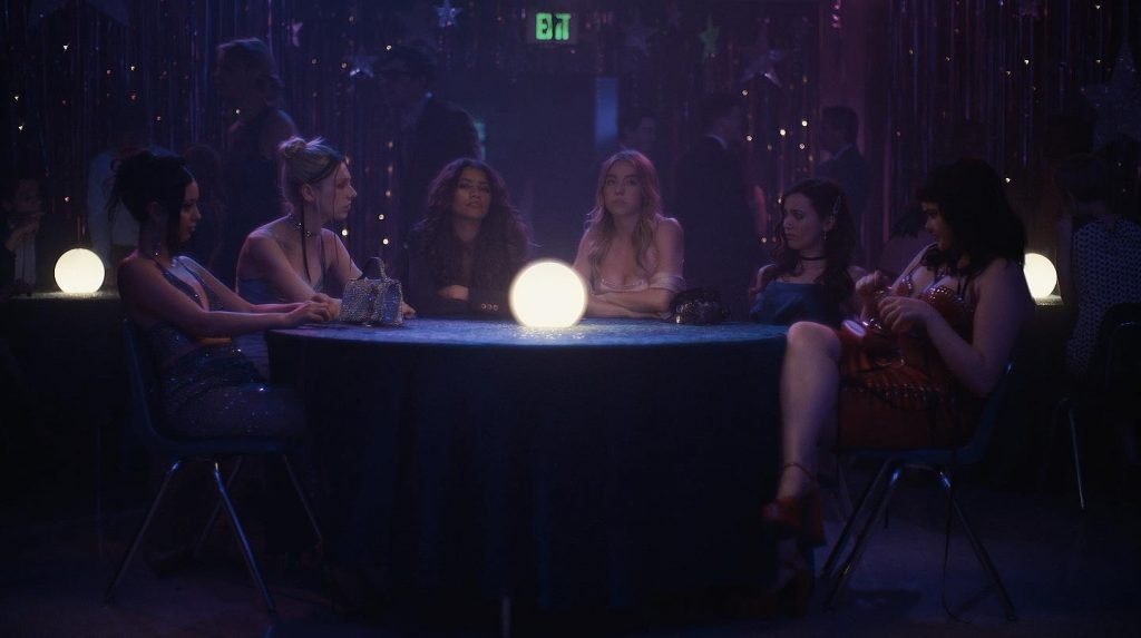 loud and clear review Euphoria HBO