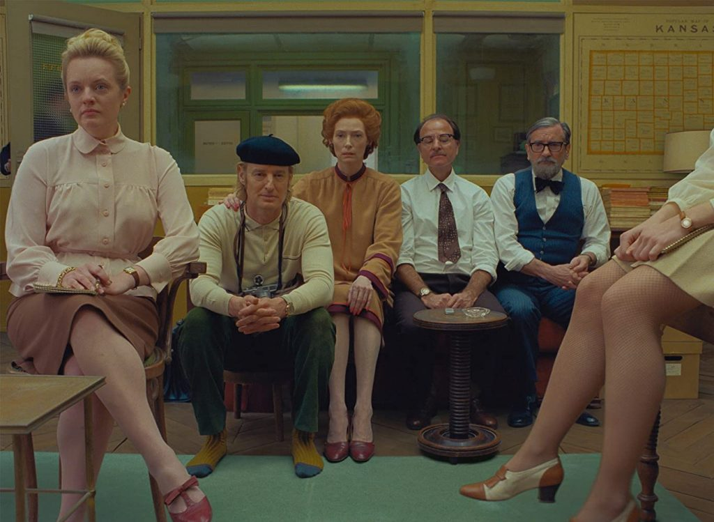 loud and clear reviews 2021 oscar preview the french dispatch