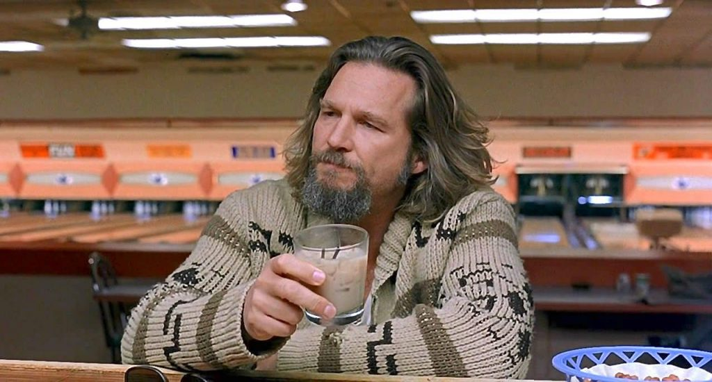 loud and clear reviews drink white russian big lebowski