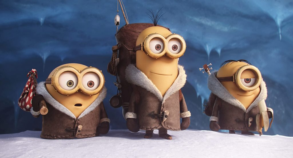 loud and clear reviews minions