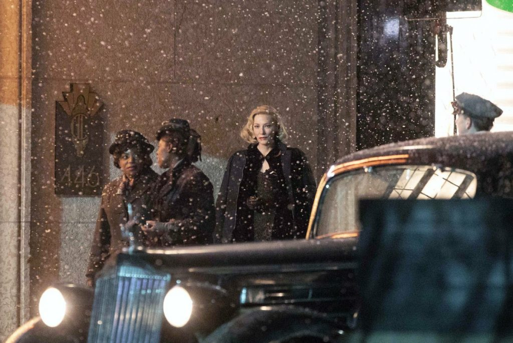 loud and clear reviews cate blanchett nightmare alley