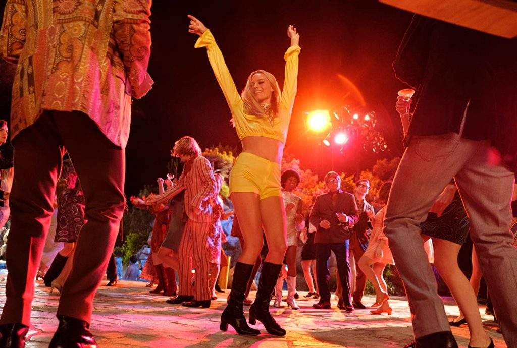 Loud and clear reviews Once Upon a Time in Hollywood margot robbie