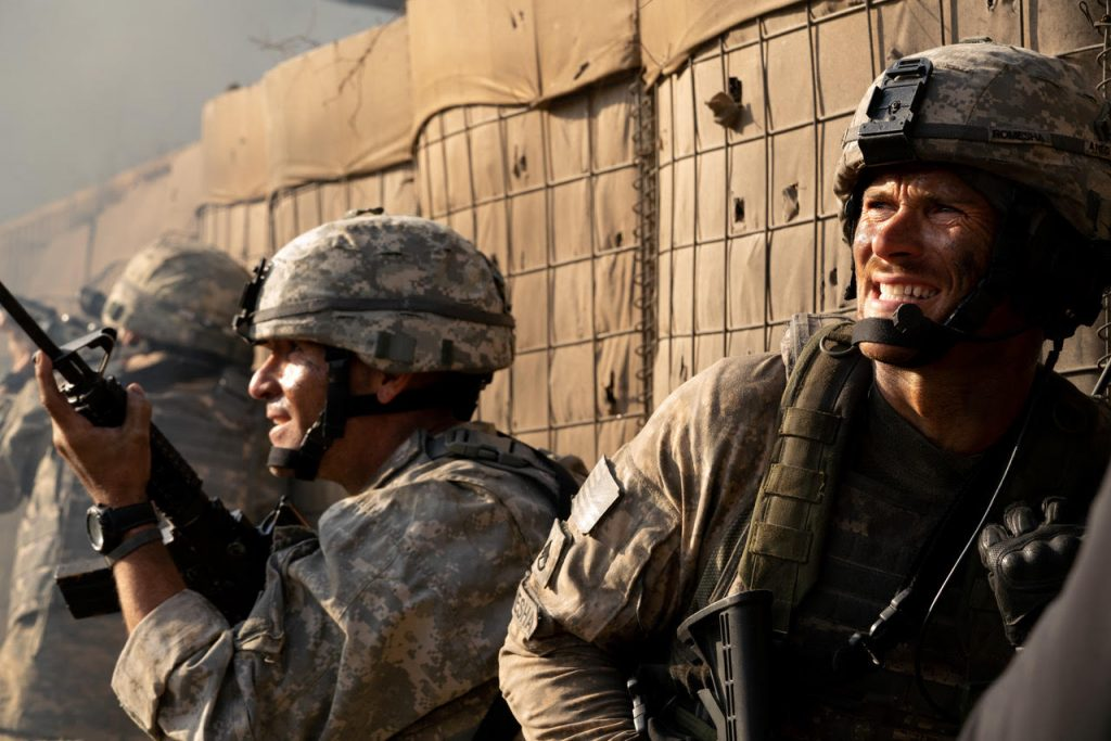 loud and clear reviews the outpost 2020 scott eastwood