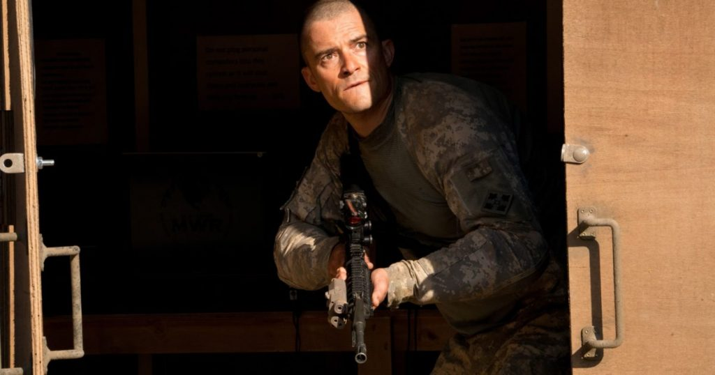 loud and clear reviews the outpost 2020 orlando bloom