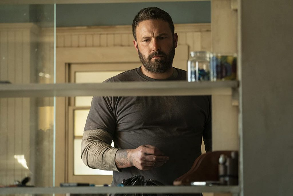 loud and clear reviews The Way Back Ben Affleck