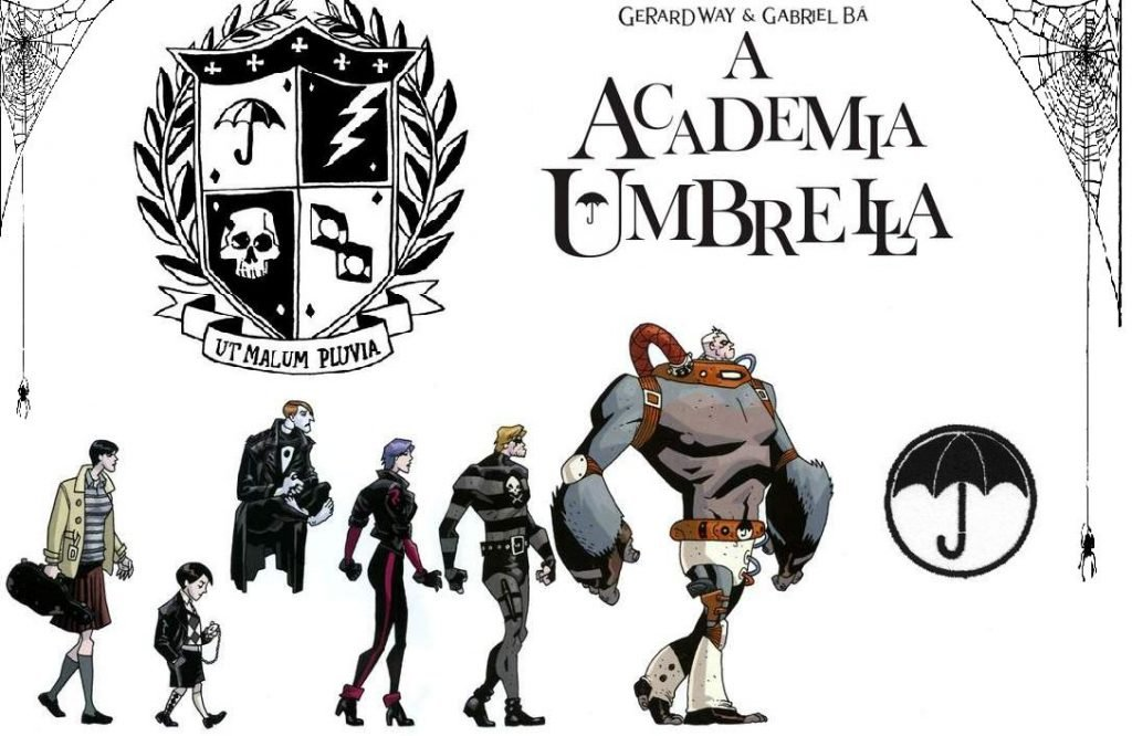 Loud and clear reviews The Umbrella Academy graphic novel