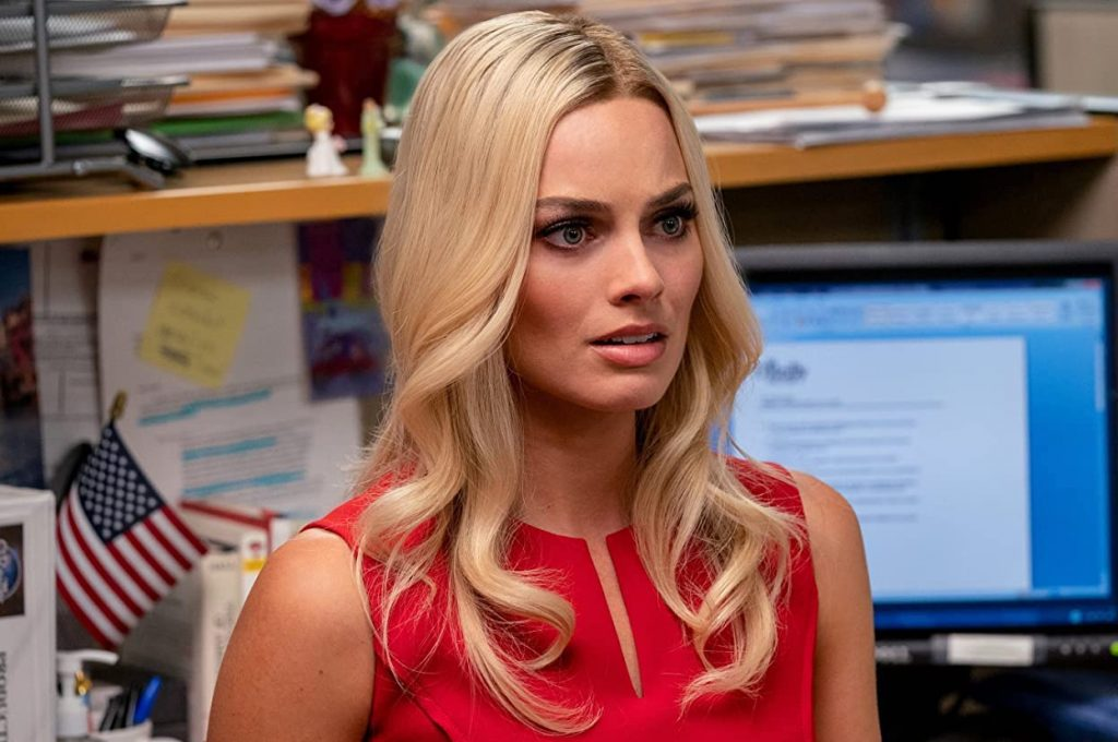 loud and clear reviews margot robbie bombshell